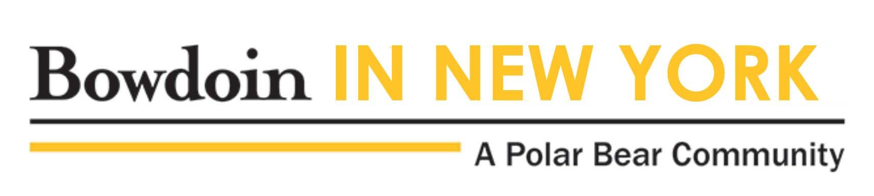 Bowdoin in New York Logo